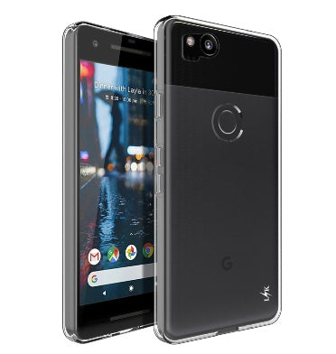 GOOGLE PIXEL 2 ULTRA SLIM TPU SOFT SKIN CASE CLEAR | LK