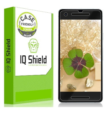 GOOGLE PIXEL 2 LIQUID SKIN SCREEN PROTECTOR 2PK | IQ SHIELD