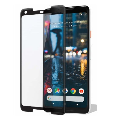GOOGLE PIXEL 2 XL POWER SUPPORT 3D TEMPERED GLASS | GOOGLE
