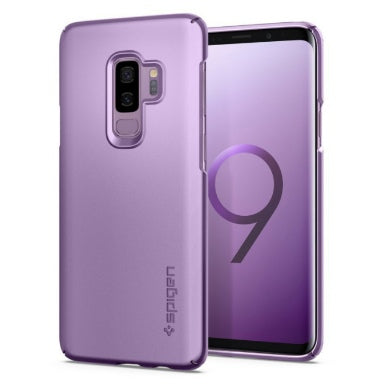 SAMSUNG GALAXY S9+ PREMIUM THIN FIT CASE LILAC PURPLE | SPIGEN