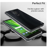 MOTO G6 PLAY SLIM THIN SILICONE CASE CLEAR | LK
