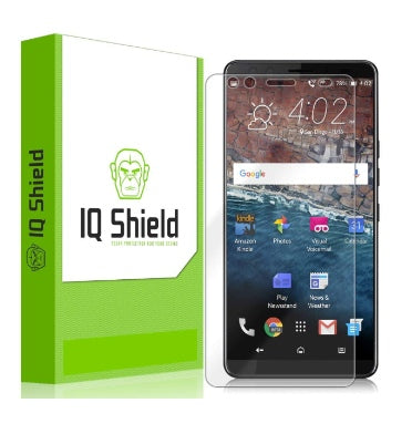 HTC U12+ LIQUID SKIN SCREEN PROTECTOR 2PK | IQ SHIELD