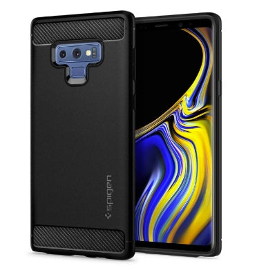 SAMSUNG GALAXY NOTE 9 PREMIUM RUGGED CASE BLACK | SPIGEN