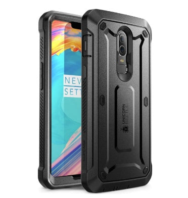 ONEPLUS 6 FULL BODY RUGGED PROTECTIVE CASE WITH SCREEN PROTECTOR | SUPCASE