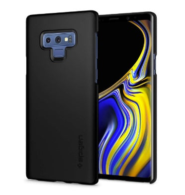 SAMSUNG GALAXY NOTE 9 PREMIUM THIN FIT CASE BLACK | SPIGEN