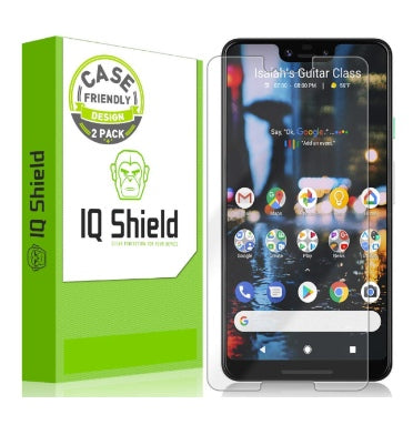GOOGLE PIXEL 3 XL LIQUID SKIN SCREEN PROTECTOR 2PK | IQ SHIELD