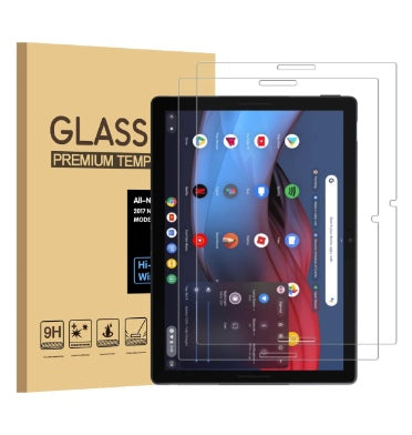 GOOGLE PIXEL SLATE TEMPERED GLASS SCREEN PROTECTOR 2PK