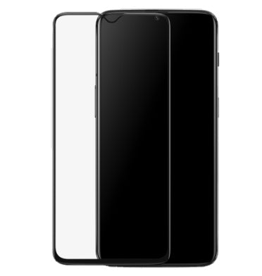 ONEPLUS 6T PREMIUM 3D TEMPERED GLASS SCREEN PROTECTOR BLACK | ONEPLUS