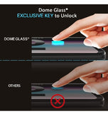 SAMSUNG GALAXY S10+ TEMPERED SCREEN PROTECTOR 3D CURVED DOME GLASS 2PK | WHITESTONE