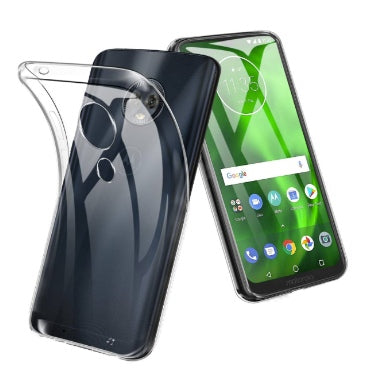 MOTO G7/G7+ ULTRA SLIM TPU CASE CLEAR | TOPACE