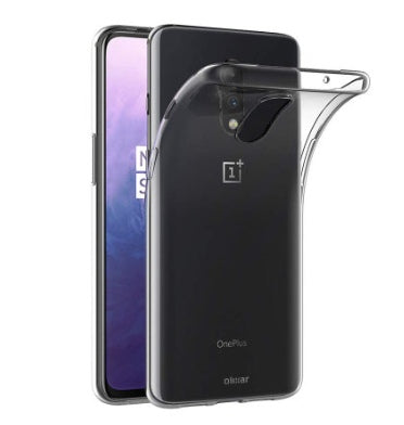 ONEPLUS 7 ULTRA SLIM TRANSPARENT CASE CLEAR | OLIXER