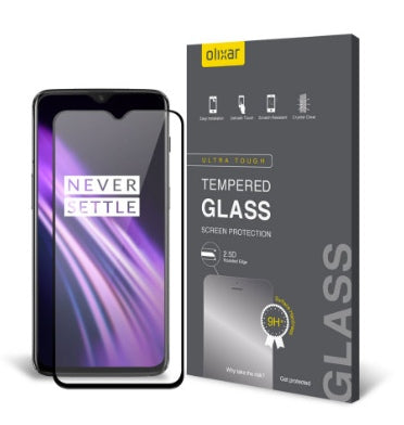 ONEPLUS 7 PREMIUM TEMPERED GLASS SCREEN PROTECTOR | OLIXER