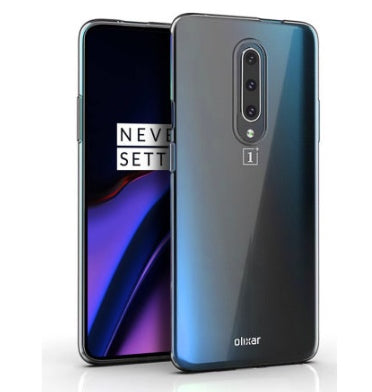 ONEPLUS 7 PRO ULTRA SLIM TRANSPARENT CASE CLEAR | OLIXER