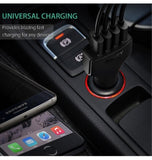 AUKEY 4 PORT 48W USB CAR CHARGER