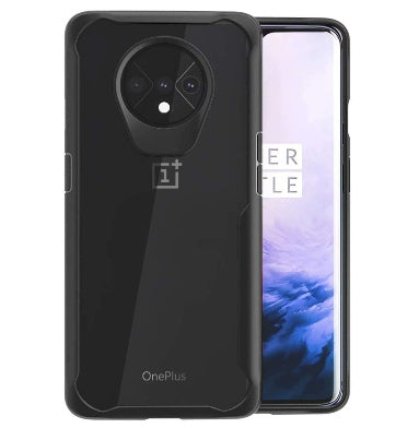 ONEPLUS 7T PREMIUM FULL-BODY PROTECTIVE CASE BLACK/CLEAR | ORZERO