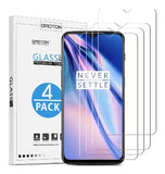 ONEPLUS 7T PREMIUM TEMPERED GLASS SCREEN PROTECTOR 9H 4PK | OMOTION