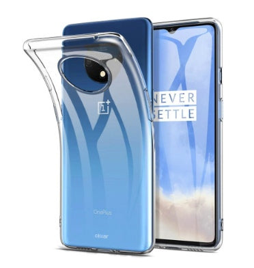 ONEPLUS 7T ULTRA SLIM TRANSPARENT CASE CLEAR | OLIXER