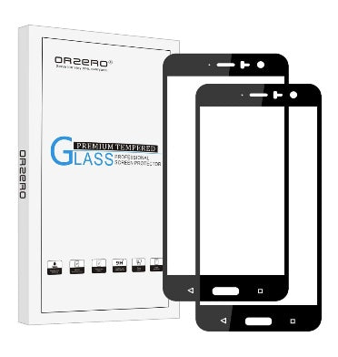 HTC U11 PREMIUM TEMPERED GLASS SCREEN PROTECTOR 9H 2PK