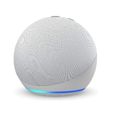 AMAZON ECHO DOT (2020) GLACIER WHITE