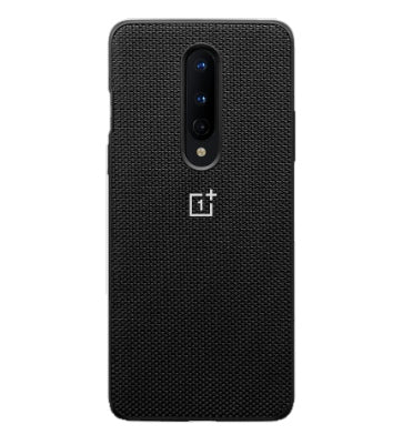 ONEPLUS 8 NYLON BUMPER CASE BLACK