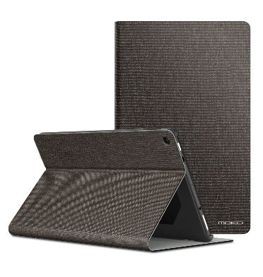 "AMAZON FIRE HD 10"" TABLET (2019) SLIM STAND/FOLIO COVER SLATE COFFEE 