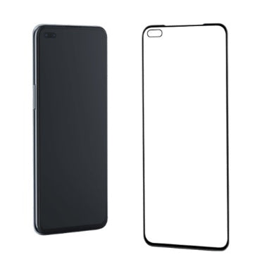 ONEPLUS NORD PREMIUM TEMPERED GLASS SCREEN PROTECTOR BLACK