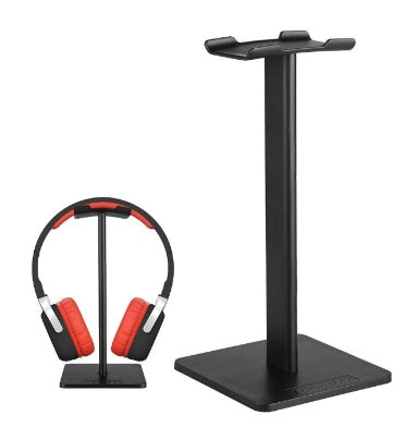 HEADPHONE STAND BLACK | NEW BEE