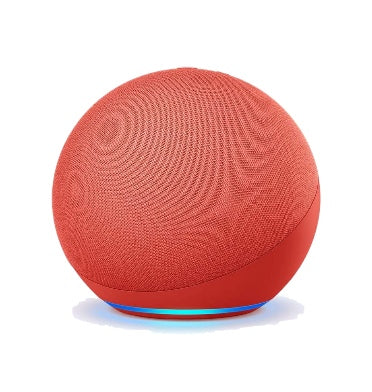 AMAZON ECHO SMART HOME HUB (2020) RED