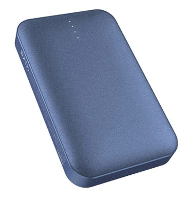 ROCK MINI 10000mAh DUAL USB POWERBANK BLUE