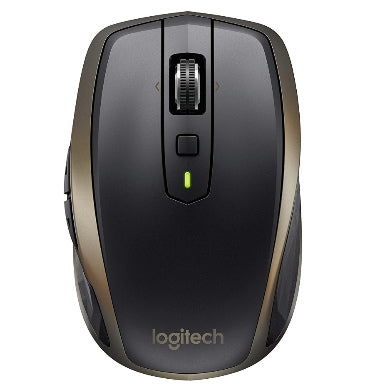 LOGITECH MX ANYWHERE 2 WIRELESS MOUSE METEORITE/BLACK