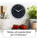 AMAZON ECHO WALL CLOCK