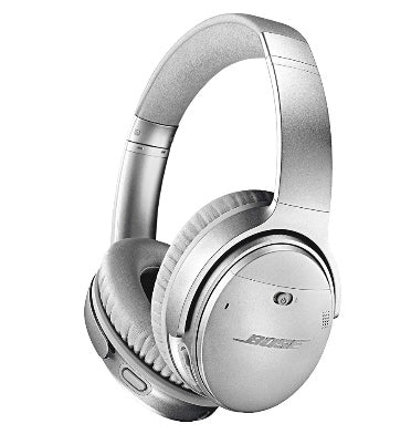 BOSE QUIETCOMFORT QC35 II NOISE CANCELLING HEADPHONE SILVER WITH ALEXA