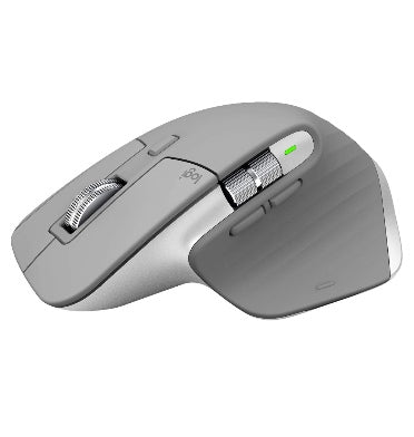 LOGITECH MX MASTER 3 WIRELESS MOUSE GREY
