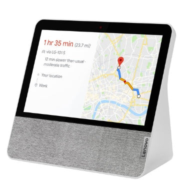 "LENOVO 7"" SMART DISPLAY (2019) WITH GOOGLE ASSISTANT WHITE"