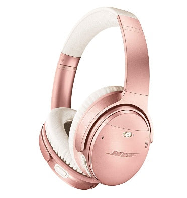 BOSE QUIETCOMFORT QC35 II NOISE CANCELLING HEADPHONE ROSE GOLD WITH ALEXA