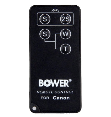 BOWER RCC INFRARED REMOTE FOR CANON DIGITAL CAMERA