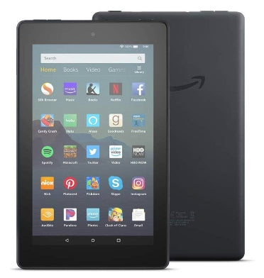"AMAZON FIRE 7"" TABLET 16GB WI-FI BLACK (2019)"