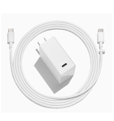 GOOGLE 45W TYPE-C POWER ADAPTER GREY OPEN BOX