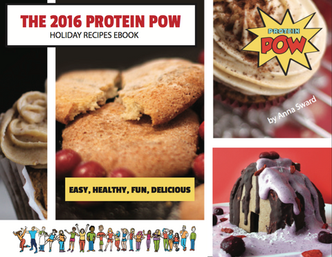 Protein Pow Christmas Recipes Ebook