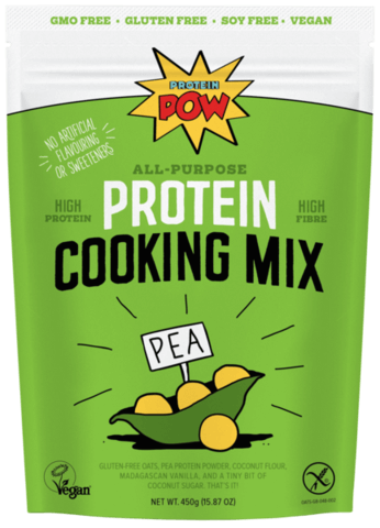 Buy vegan pea protein pow cooking mix protein pow shop for Atkins cuisine all purpose baking mix where to buy