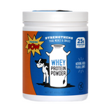 All-Natural One-Ingredient Whey Protein Powder (gluten-free)