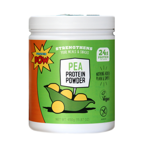 One-Ingredient Pea Protein Powder