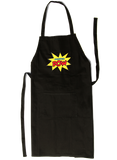 100% Cotton Embroidered Apron