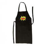 Embroidered Protein Pow Apron