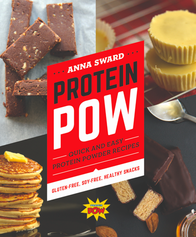 *NEW* Protein Pow: Quick & Easy Healthy Snacks