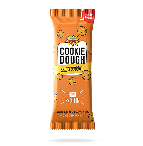 Snickerdoodle Cookie Dough - Box of 8