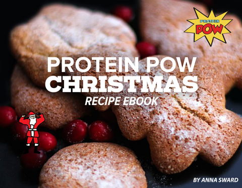 Protein Pow Holiday Recipes Ebook