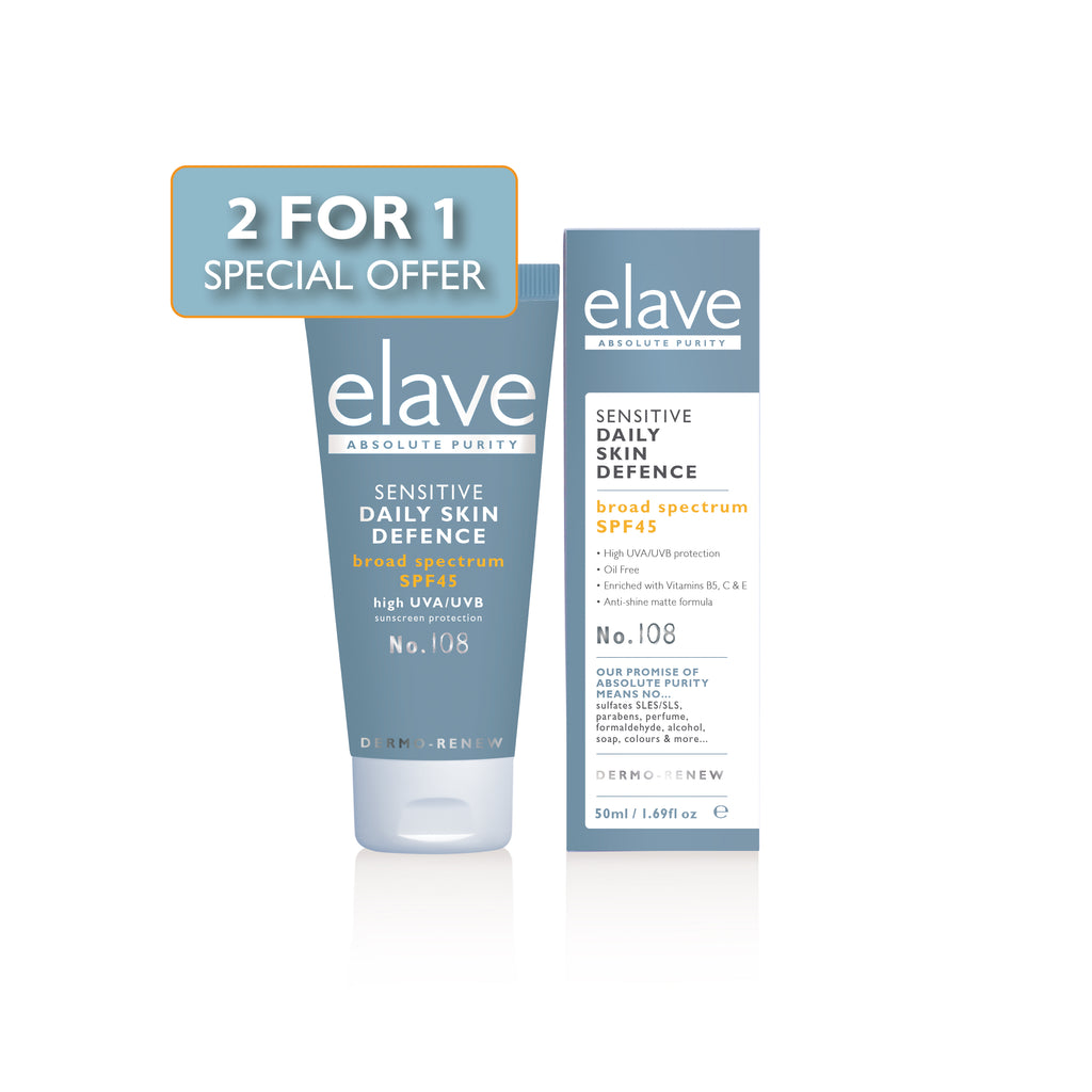 Daily Skin Defence SPF 45  -BUY 1 GET 1 FREE