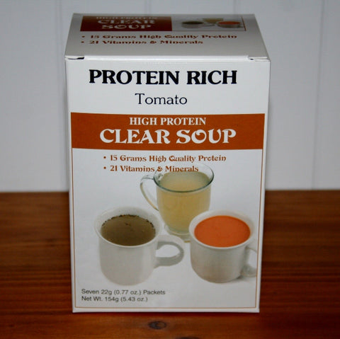Protein Soup-Variety Soup