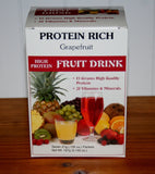 Grapefruit Protein Drink
